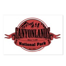canyonlands 2 Postcards (Package of 8)