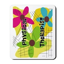 physical therapist 1 Mousepad
