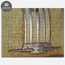 Pontiac 53 chrome Puzzle