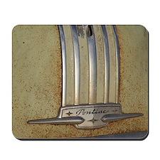 Pontiac 53 chrome Mousepad