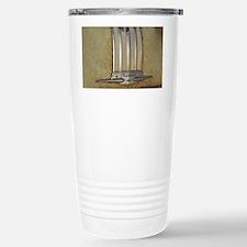 Pontiac 53 chrome Travel Mug