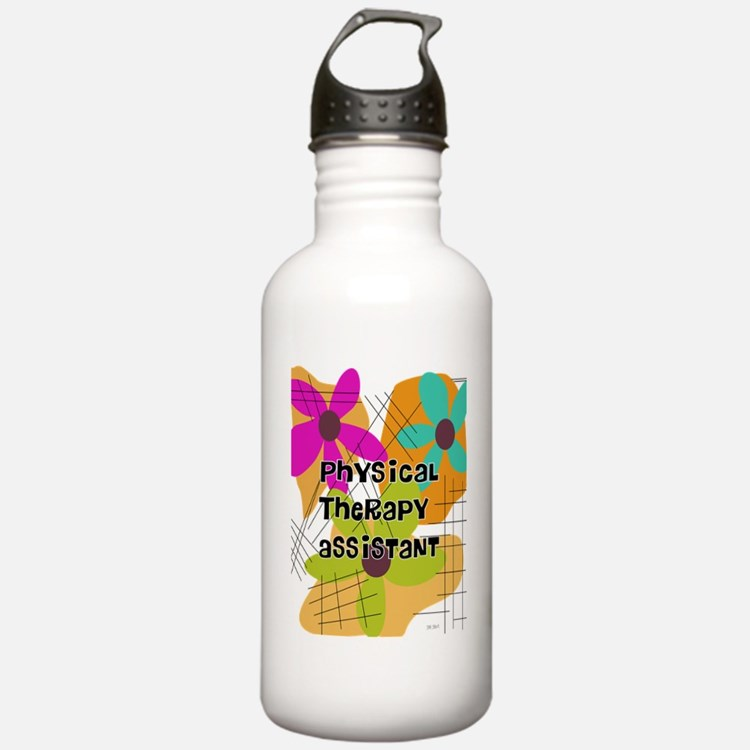 physical therapist ass Water Bottle