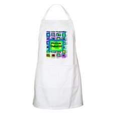 physical therapist 9 Apron