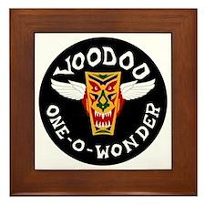 F-101 Voodoo - One-O-Wonder Framed Tile