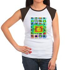 physical therapist asst Women's Cap Sleeve T-Shirt