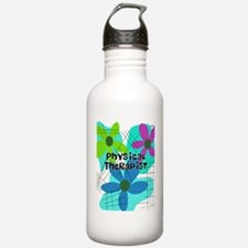 physical therapist 3 Water Bottle