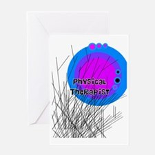 physical therapist 999 Greeting Card