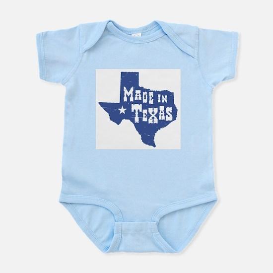 Made in Texas Infant Bodysuit