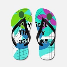 physical therapist asst 1 Flip Flops