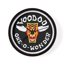 F-101 Voodoo - One-O-Wonder Wall Clock