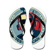 Yes We Scan Flip Flops