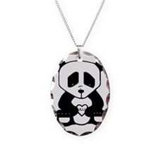 Panda Love Necklace