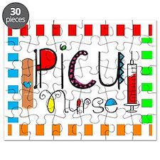 PICU Nurse Puzzle
