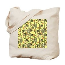Tropical Sloth Tote Bag