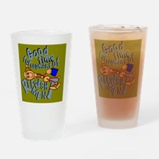 Refreshment Drinking Glass