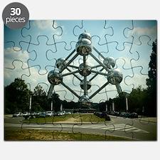 Atomium Puzzle