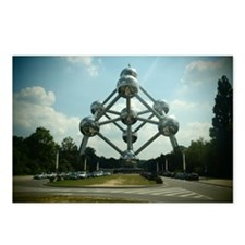 Atomium Postcards (Package of 8)