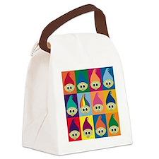 troll army rainbow leader Canvas Lunch Bag