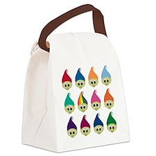 Troll Army Canvas Lunch Bag