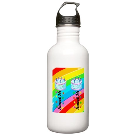 16 AND FANTASTIC Stainless Water Bottle 1.0L