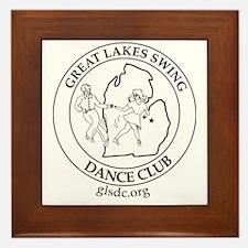 GLSDC Traditional Logo Framed Tile