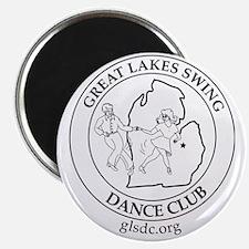 GLSDC Traditional Logo Magnet