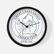 GLSDC Traditional Logo Wall Clock