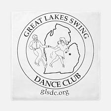 GLSDC Traditional Logo Queen Duvet