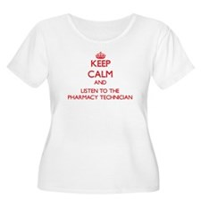 Keep Calm and Listen to the Pharmacy Technician Pl