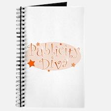 """Publicity Diva"" [orange] Journal"