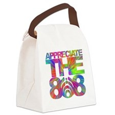 Appreciate the 808 Canvas Lunch Bag