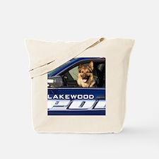 Lakewood Police K9 Tote Bag