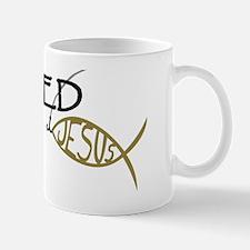 HookedOnJesus(h) Mug