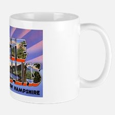 White Mountains New Hampshire Mug