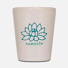 Namaste Lotus Shot Glass