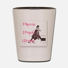 Barrel Gal Shot Glass