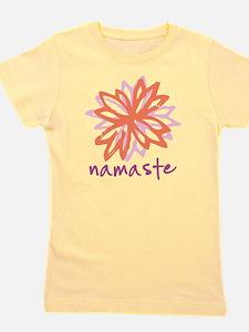 Namaste Girl's Tee