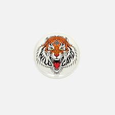 Wildcard Tiger Mini Button