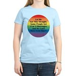 2 or 3 MARRIAGES?! Women's Light T-Shirt