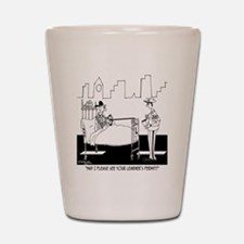 May I See Your Learners Permit? Shot Glass