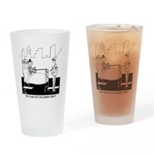 May I See Your Learners Permit? Drinking Glass