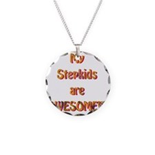 My Stepkids are AWESOME Necklace