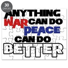 War and Peace Puzzle
