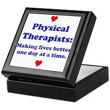 Physical Therapists Keepsake Box