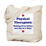 Physical therapist Canvas Bags