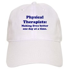 Physical Therapists Baseball Cap