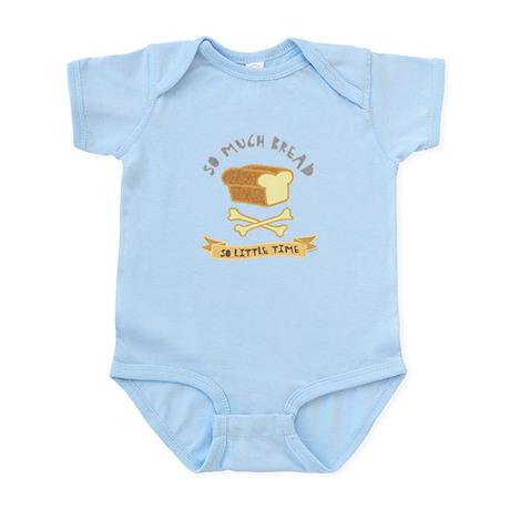Bread Lover Infant Bodysuit