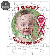 Courageous Casper Puzzle