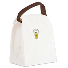 Blow Drink Canvas Lunch Bag