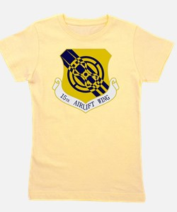 15th Airlift Wing Girl's Tee